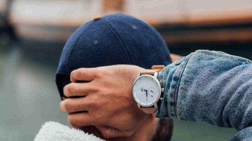 Zo style je je horloge